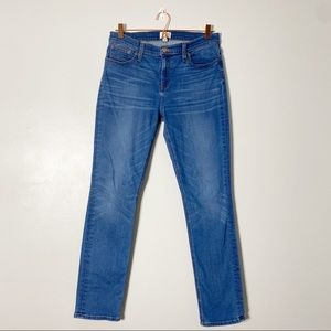 J. Crew Matchstick High Rise Skinny Jeans size 30